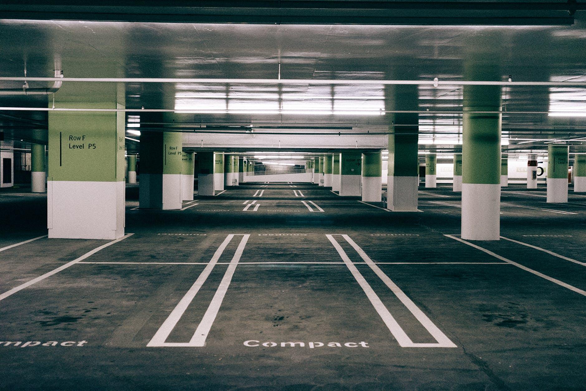 parking multi storey car park