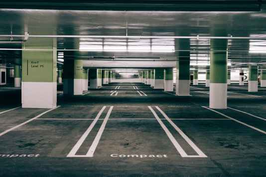 parking multi storey car park