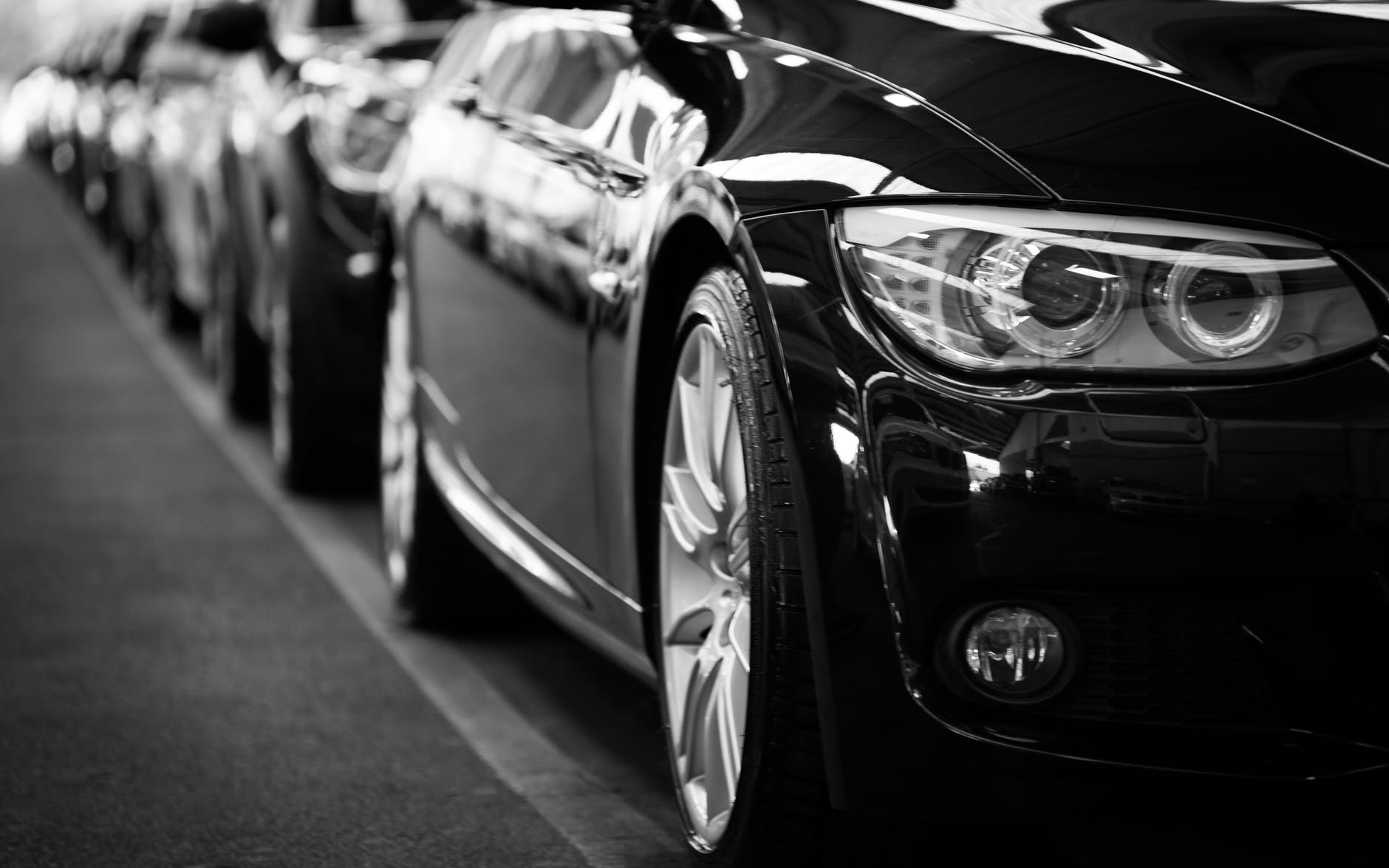 automobiles automotives black and white black and white
