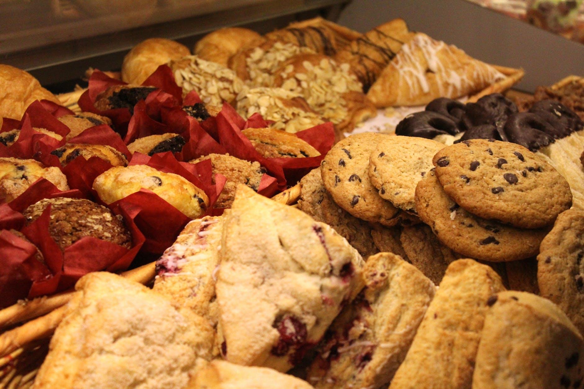 baked baking bread breakfast