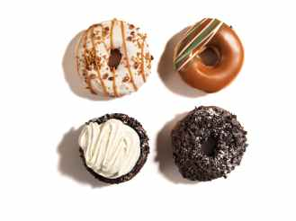 dessert donuts doughnuts food