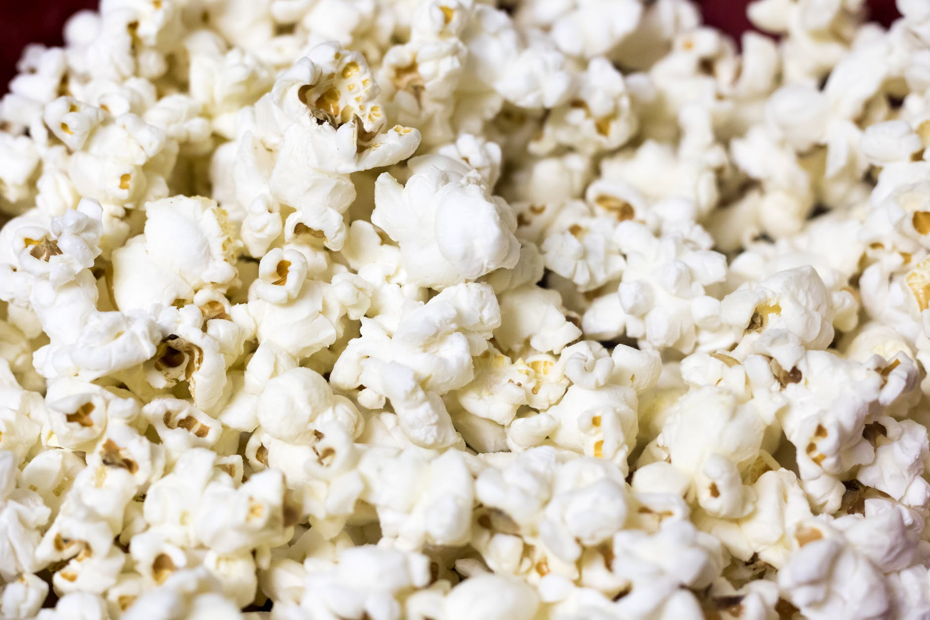 close up photo of popcorn
