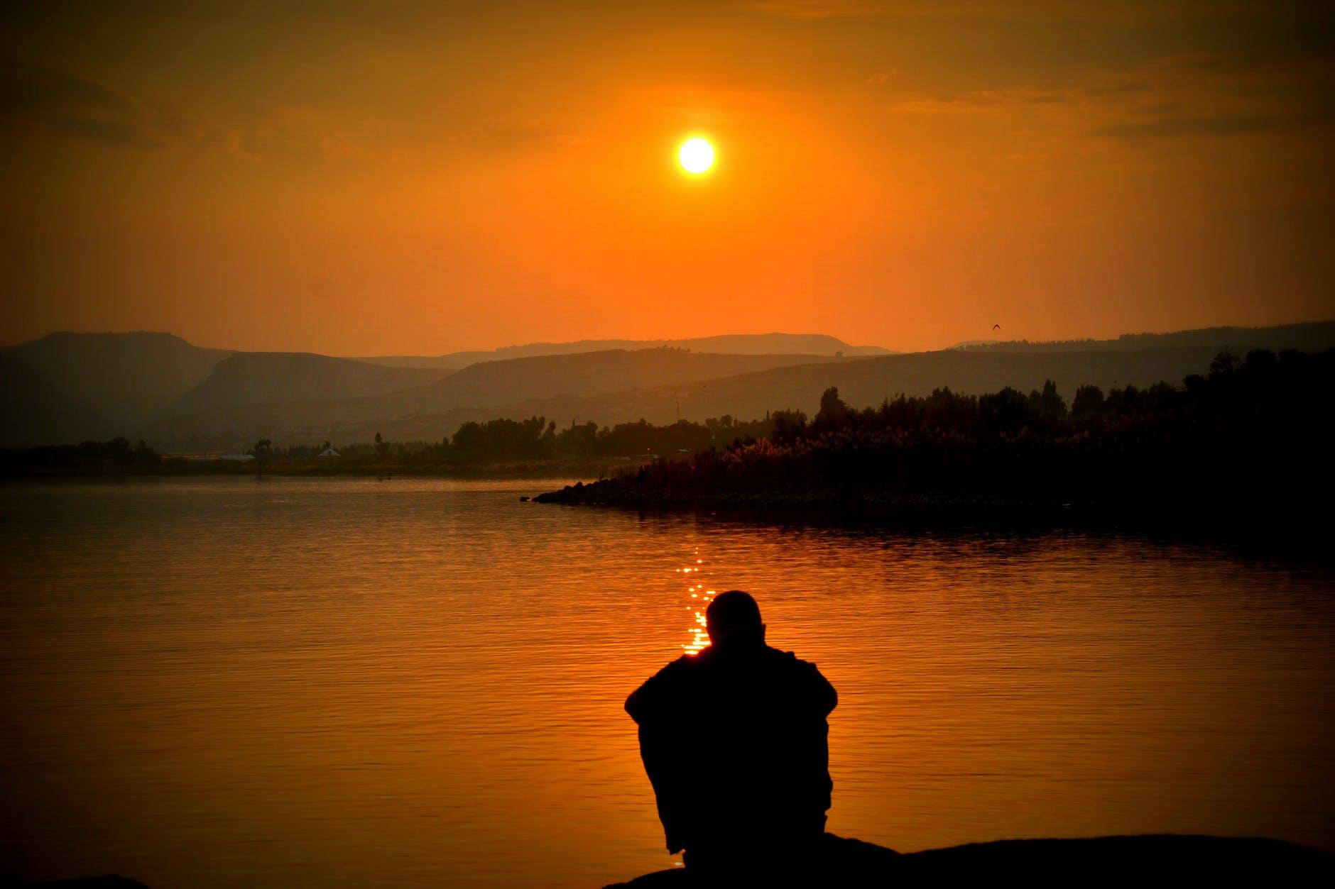 sunset love lake resort